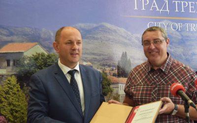Grad Trebinje i zvanično dobio ISO 9001:2015