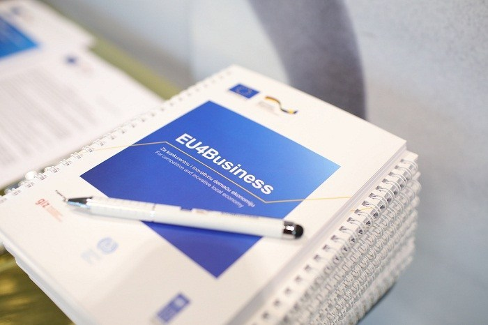 "Ponovljeni poziv na info dan za dodjelu bespovratnih sredstava (""EU4Business"")"