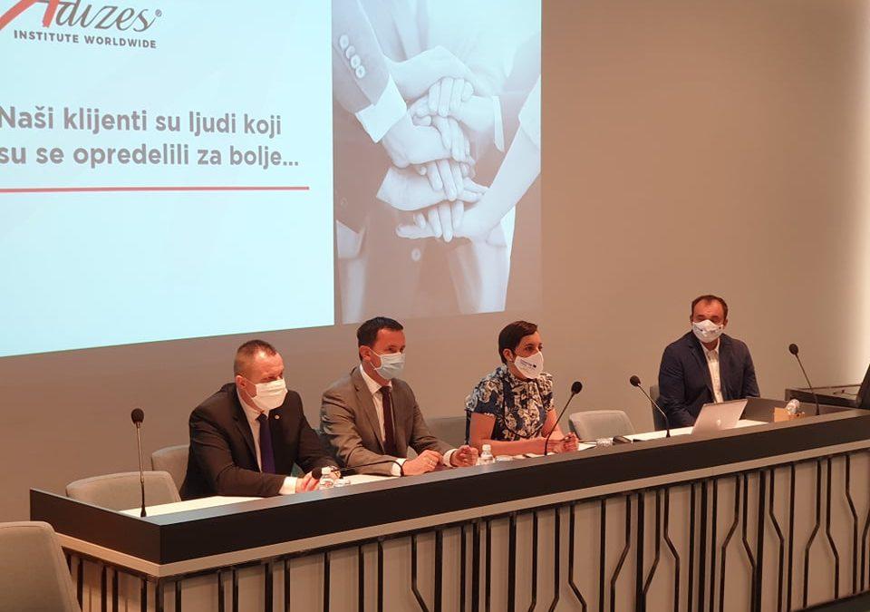 "Počela dvodnevna konferencija ""Internacionalizacija-biznis restart"""
