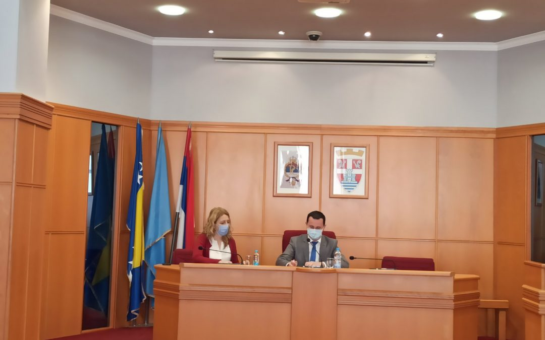 Sastanak koordinacionog tima za izradu Srednjoročnog plana kapitalnih investicija 2021-2025